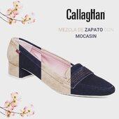 Mezclar de vez en cuando está muy bien. No tiene que ser ni blanco ni negro. @callaghan_shoes tiene unos zapatos-mocasines para las indecisas 🤔para las que quieren zapatos de tacón 👠, pero también mocasines. Disponibles en nuestra tienda online en azul marino y beige. #oinberrizapateria #oinberriconfort #oinberribilbao #oinberrizapatos #mocasinesmujer #zapatos #zapatosmujer #callaghan #colores