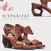 Suben las temperaturas 🌡y suben nuestras ganas de utilizar sandalias 👡. @hispanitasshoes es una de nuestras marcas coquetas. Te gusta este modelo? Lo tenemos también en negro y blanco. Pásate por nuestra tienda online!! #zapatoscomodos #zapatosdemoda #sandalias #sandaliastacon #oinberrizapateria #beautiful #springsummer2020 #verano #presumida